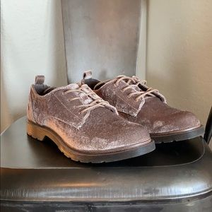 Coolway velvet oxford shoes brand new no tags